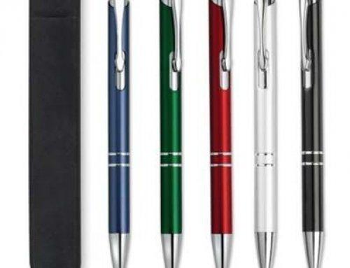 El Bolígrafo Personalizado es uno de los mejores regalos de empresa