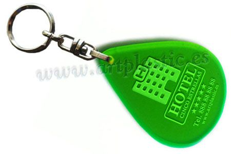 Metacrilato Verde Transparente